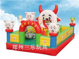 郑州三乐玩具有限公司Logo