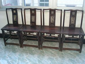 上海回收老红木椅子 红木太师椅回收 靠背椅行业新闻资讯 专项回收服务