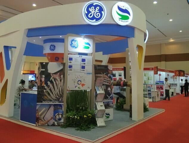 """印尼""""国际油气展""""参展的中石油印尼公司业绩备受瞩目"""