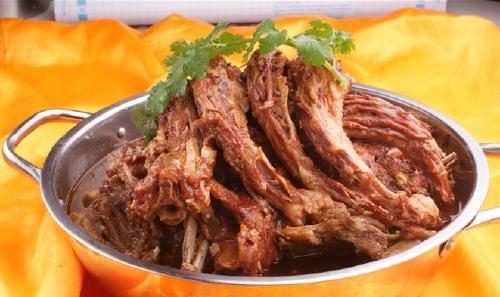 北京老城一锅羊蝎子加盟假的减肥食谱真的陈鲁豫图片