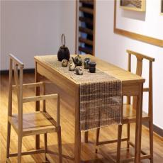 福建味家竹餐桌
