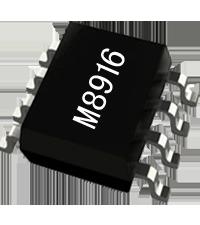士蘭微SD6902S可被茂捷M8916完全替代