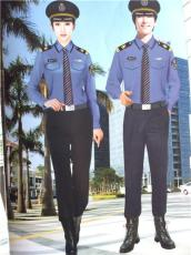云南酒店保安制服設計定做 氣質非凡