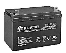 BB蓄電池12v120ah代理