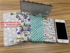 iPhone6S手機殼水轉印加工 蘋果護套水轉印