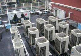 广州花都区中央空调主机回收