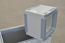 复合管 酚醛彩钢复合风管 酚醛保温板