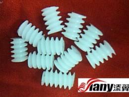 塑胶标准蜗杆 按图定制蜗杆