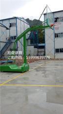 東莞籃球架XJ-1018 綠色 室外移動籃球架
