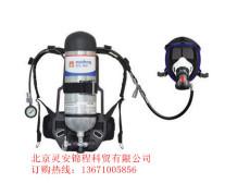 耐生进口气瓶正压式空气呼吸器