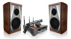 供应厂家直销SISO音响 CS-2.0蓝牙家庭K歌