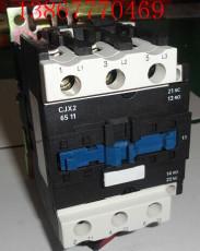 四極交流接觸器CJX2-65008