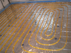 大坪地暖材料-石橋鋪地暖材料- 聚沙機電