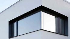 成都旭格铝合金隔热平开窗系统AWS60