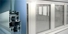 成都旭格铝合金隔热平开窗系统AWS65