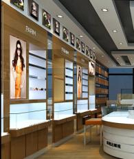 厦门眼镜展示柜货架生产厂家专业定制