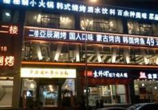北京亚辰自助涮烤这个品牌怎么样