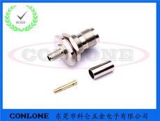 TNC母头焊线式RG174/178/179插座