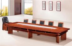 厦门实木皮大班桌 会议桌专业生产厂家
