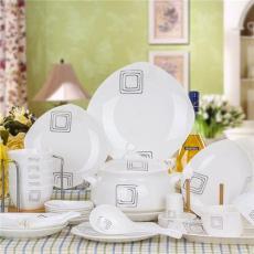 陶瓷餐具廠家 禮品餐具價格 景德鎮餐具價格