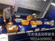 青島鮮活 冷凍紅毛蟹供應批發商 紅毛蟹最