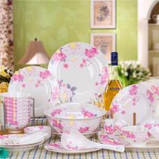供應陶瓷餐具 促銷贈品陶瓷餐具 餐具批發