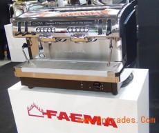 意大利飞马 E98 S2 双头手控 半自动咖啡机
