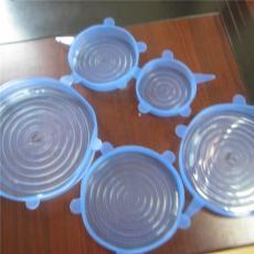 保鲜盖硅胶材质密封性强