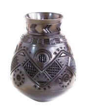 刘浩黑陶专卖 黑陶生产厂家 黑陶纪念品定制