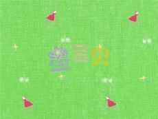 星寶貝兒童卡通塑膠地板BA68208草地綠