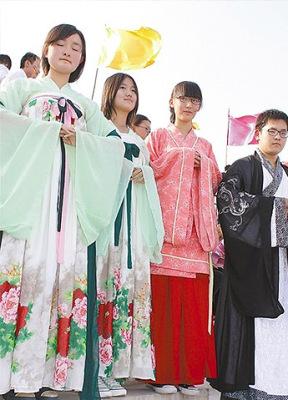 杭州演出服装租赁 杭州合唱服装出租